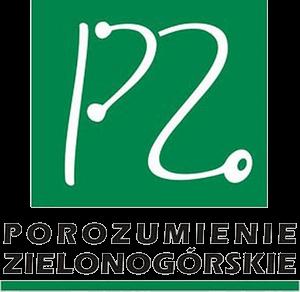 Logo: Porozumienie Zielonogórskie